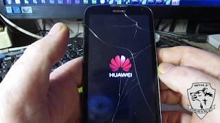 Huawei G610-U20  не видит SIM карты, нет сети