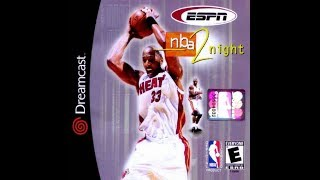 ESPN NBA 2 Night (Dreamcast)