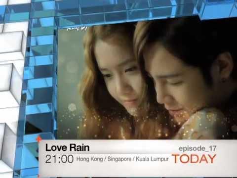 [Today 6/11] Love Rain - ep 17