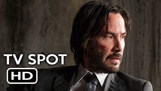 John Wick: Chapter 2 TV Spot #7 Get Some Action (2017) Keanu Reeves Action Movie HD