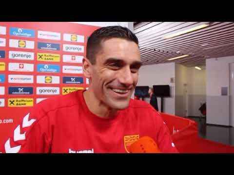 Kiril Lazarov dobili smo Sloveniju na iskustvo