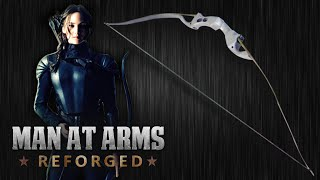 Katniss Bow The Hunger Games - MAN AT ARMS REFORGED