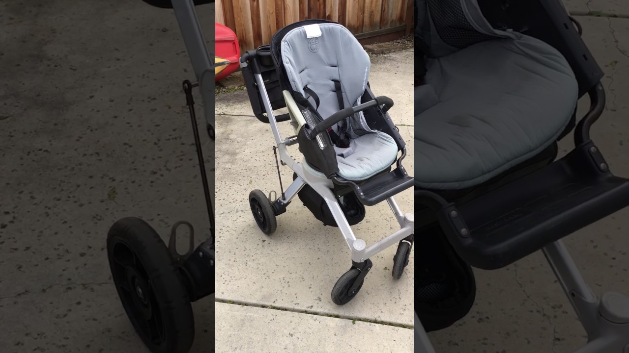 Orbit Baby G2 Stroller Seat Removal Done Easy