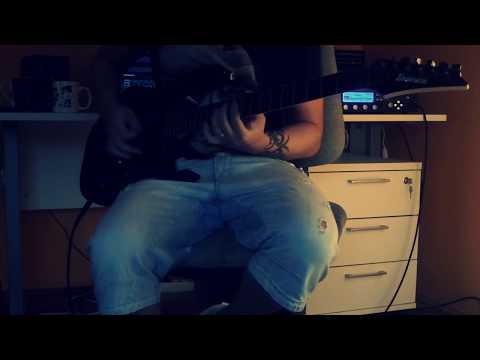 "Beautiful Guitar improvisation - ""Thinking of you"" ( Satriani style F major ) By Klemen Campa"