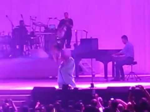 Jason's Song - Ariana Grande and Jason Robert Brown  - Dangerous Woman Tour at MSG - 2/24/2017