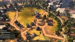 Let's Play Die Siedler 7 #05 - Feuertaufe