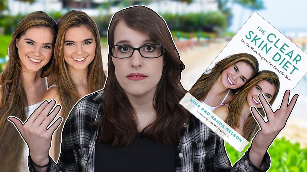 YouTube stars share how they cleared their acne with diet