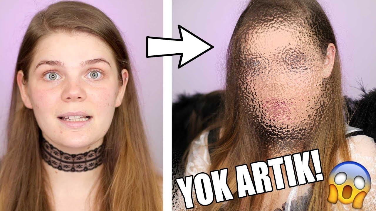 Manken Makyajı Teknikleri