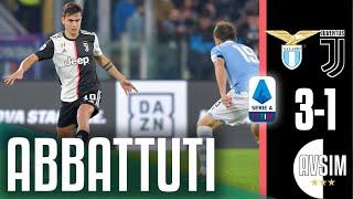 Tanta Lazio, poca Juve. Rimpianto Dybala ||| Avsim Post Lazio-Juventus 3-1