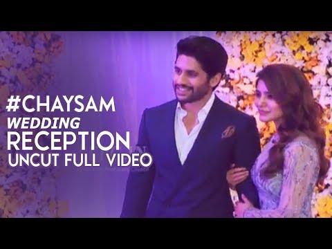Chay Sam Wedding Reception Uncut Full Video | Naga Chaitanya, Samantha Akkineni Wedding Reception Mp3