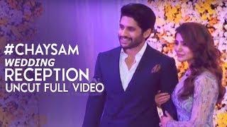Telugutimes.net Chay Sam Wedding Reception