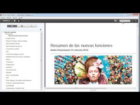 Videotutorial que explico que es el formato epub a diferencia de un pdf