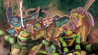 ТОП-10 игр про Черепашек ниндзя / TOP 10 games about Ninja Turtles(10. Teenage Mutant Ninja Turtles: Danger of the Ooze 9. Teenage Mutant Ninja Turtles: Out of the Shadows 8. Teenage Mutant Ninja Turtles: Turtles In Time ..., 2016-06-23T10:42:18.000Z)
