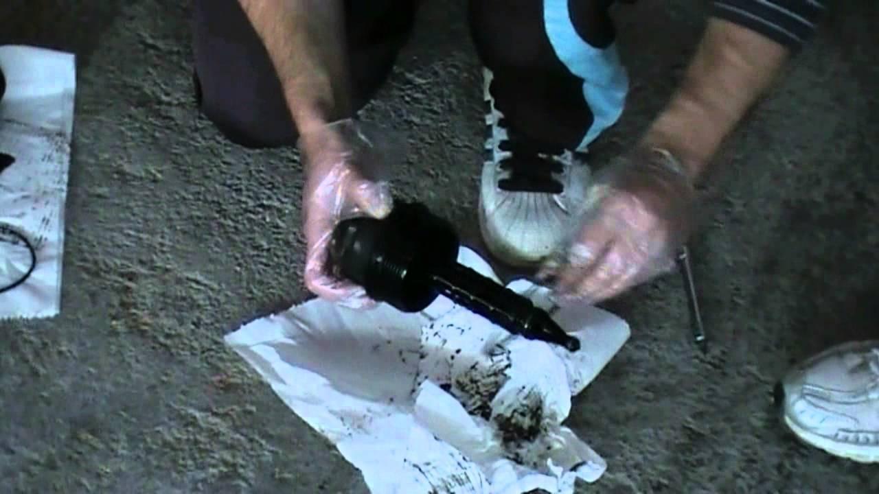 Brico cambiar aceite y filtro bmw 320d e90 3 series diy