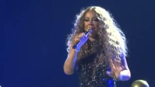 Mariah Carey - Vision Of Love Live Las Vegas 2-19-16