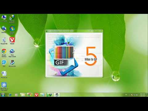 Video to GIF Converter 5.1 for Windows