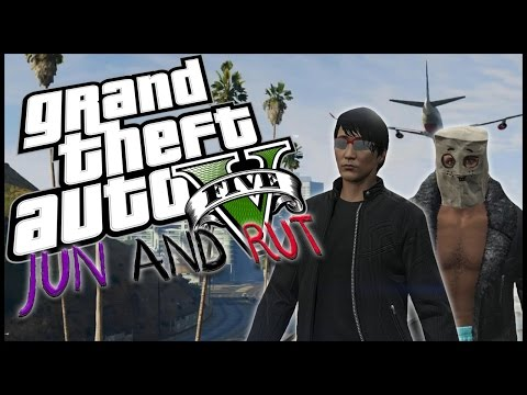 "GTA 5 Online: JUN AND RUT - ""BOURBON NIGHTS"""