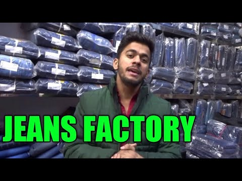 JEANS FACTORY | JEABS WHOLESALE MARKET IN DELHI | QUALITY JEANS |