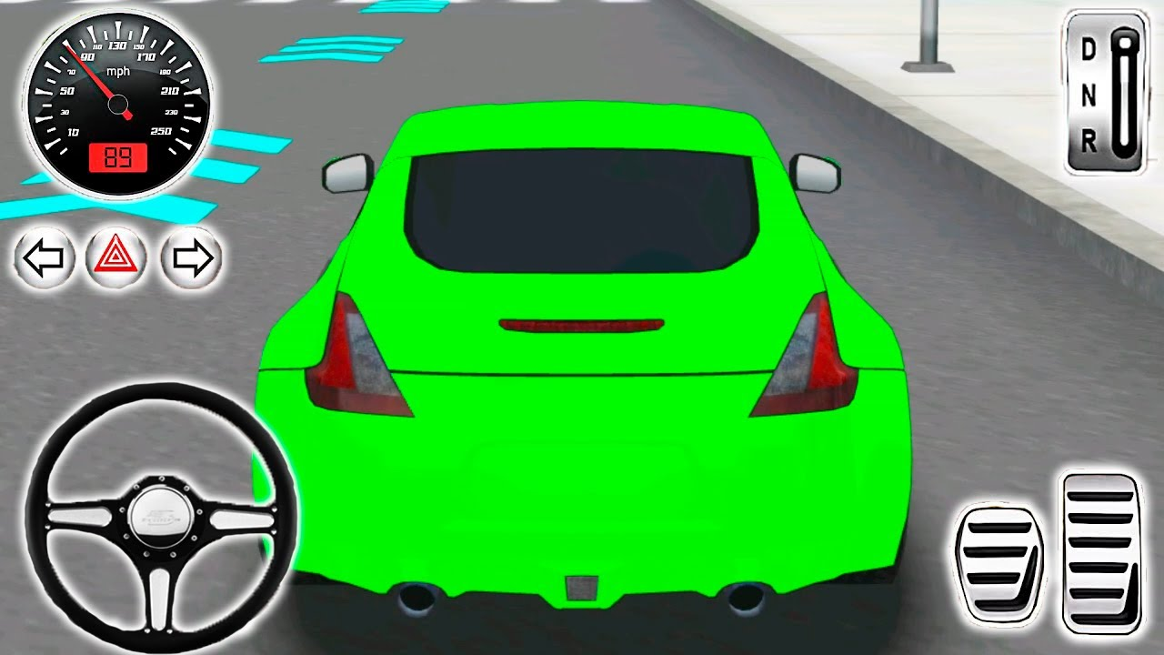 Parking Frenzy 3d Game #25 Car City Driving Android ios Gameplay