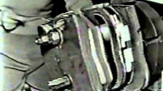 Westinghouse Electric Transformer part 1 Sunnyvale California.wmv
