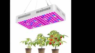 Roleadro LED Grow Light Review - 800W Full Spectrum