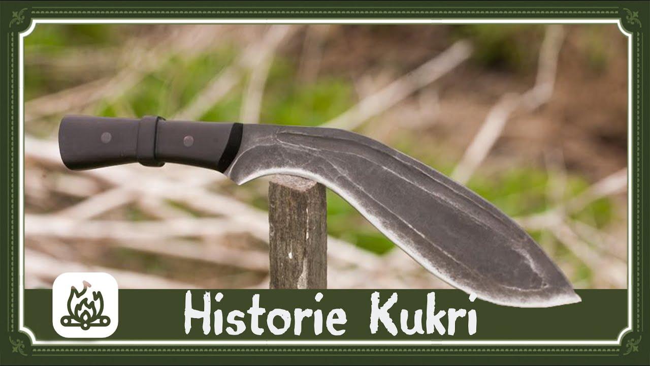 Kukri: Historie a současnost 🪓🔪