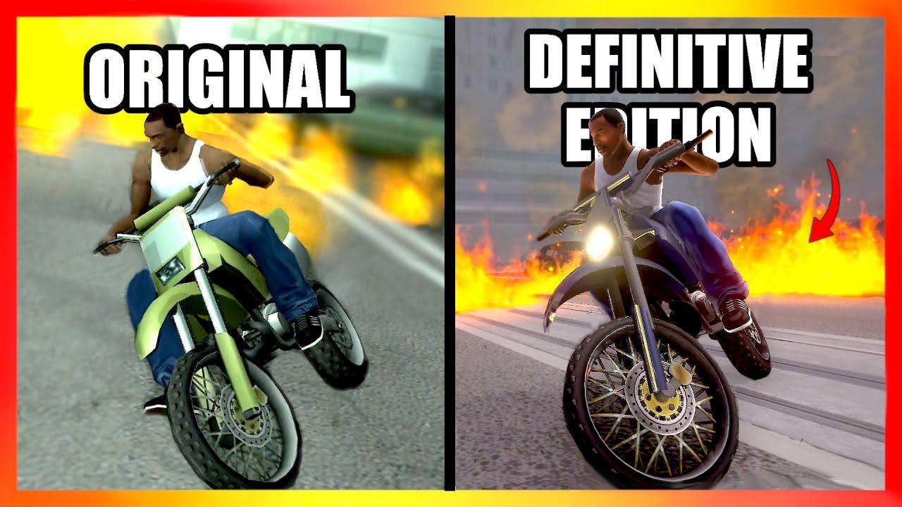Download GTA TRILOGY | Original vs. Definitive Edition (Remastered)