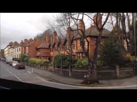 Nottingham Bus Ride