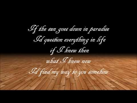 Nick Lachey - Someone to Dance With