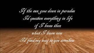 Someone to Dance With by Nick Lachey I do not own anything. All cre...