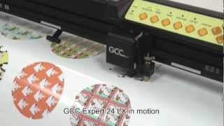 GCC Cutting Plotters - Creating Personalized Stickers