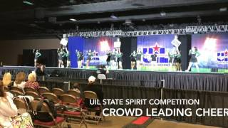 2017 UIL State Spirit Competition