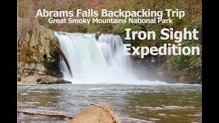 Gambar cover Abrams Falls Backpacking Trip - Smoky Mountains