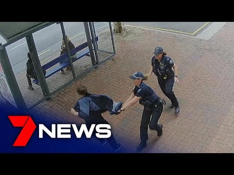 Another arrest on Hutt Street leaves traders fed up | Adelaide | 7NEWS