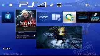 Download Hyperspin Media Theme Sony Playstation 4 MP3, MKV