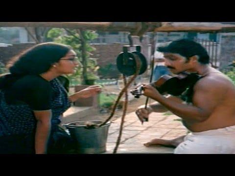 Swarna Kamalam Movie || Bhanupriya Sister Singing a Song || Venkatesh,Bhanupriya