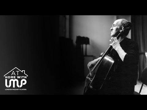 Bach's Lost Seventh Cello Suite? Sebastian Comberti Gives A World Premiere   At Home With LMP