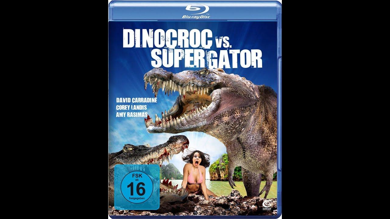 "Download B-Movie Mania -""Dinocroc vs. Supergator"" - (Season 3 - Episode #9 - 2010)"