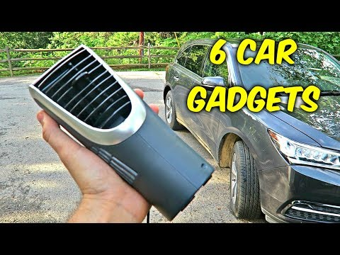Thumbnail: 6 Car Gadgets put to the Test