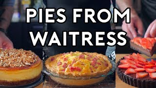 Download Binging with Babish: Pies from Waitress Mp3 and Videos