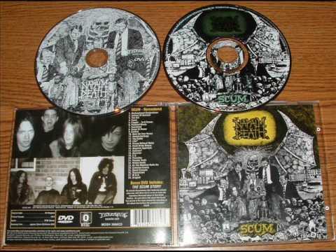 Napalm Death-Multinational Corporations+Instinct of Survival(Scum_Remastered)