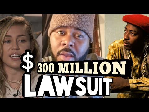 Miley Cyrus Sued By Reggae Artist 300 million dollar for Stealing lines from his Song the court Mp3