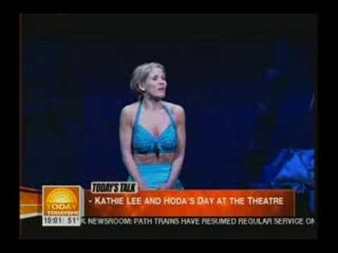 Kathie Lee and Hoda on SOUTH PACIFIC