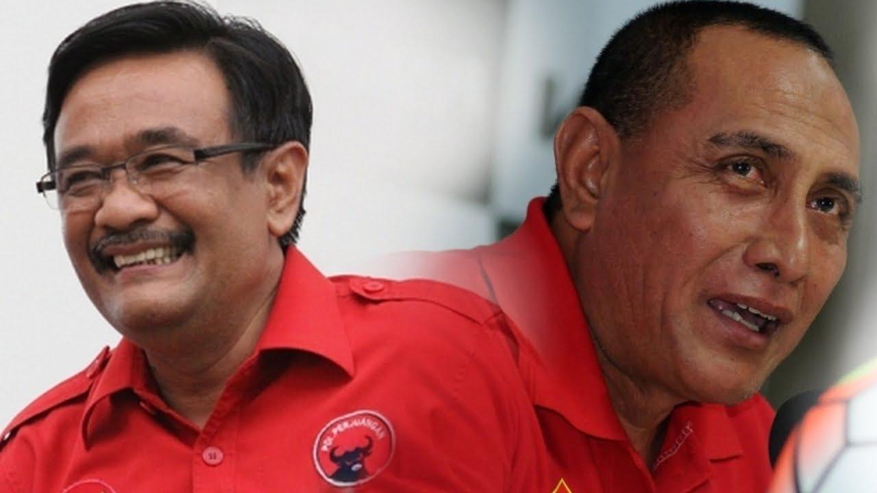 Djarot Saiful Hidayat Siap Bersaing Dengan Edy Rahmayadi ...