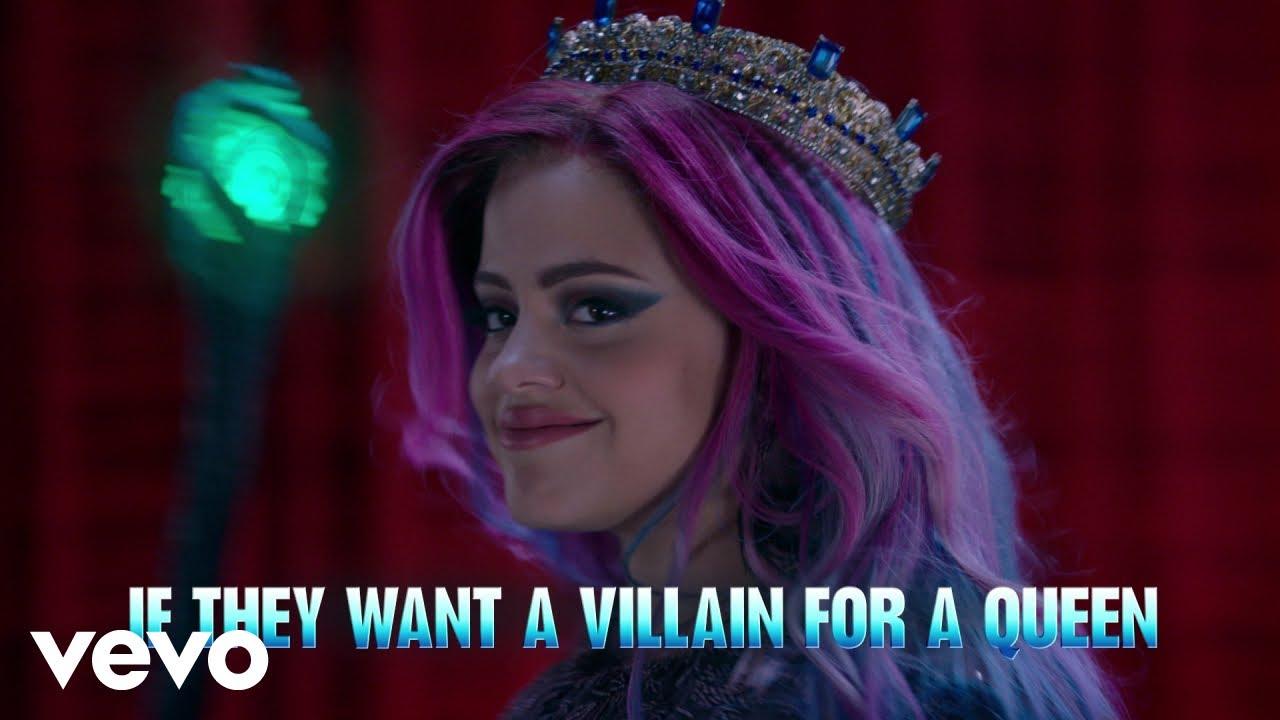 "Download Sarah Jeffery - Queen of Mean (From ""Descendants 3""/Sing-Along)"