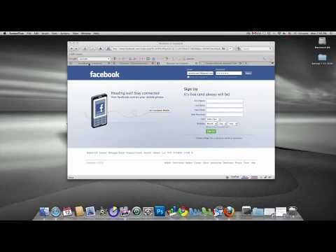 Facebook Like Page - How To Create