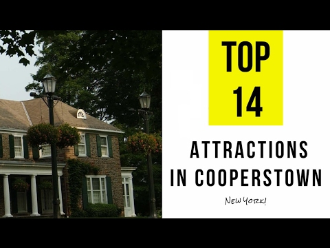 Top 14. Best Tourist Attractions in Cooperstown - New York