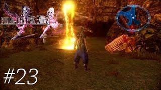 Final Fantasy XIII-2 Walkthrough - Part 23 - Episode 4 - Clock of Fail! (Yaschas Massif 100 AF)