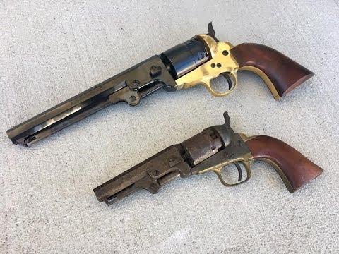 Model 1849 Colt Pocket Percussion Revolver Review