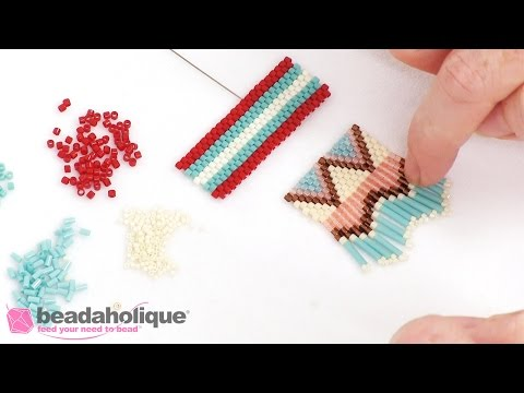 How To Make Beaded Fringe